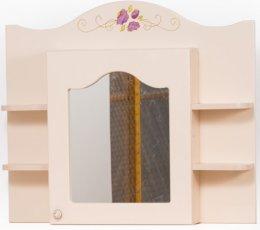 Шкафчик с зеркалом Вальтер