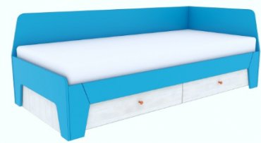 Кровать К 1-7 Диско