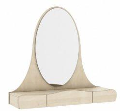 Надстройка на комод, зеркало с ящиками ЗЯ 4-4  Прованс