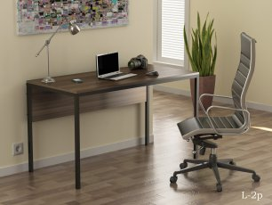 Письменный стол L-2p Лофт Дизайн