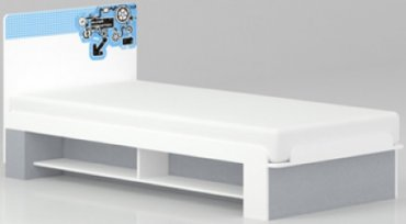 Кровать L-28/29 Bambini