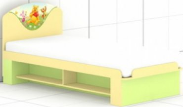 Кровать L-24/25 Беби
