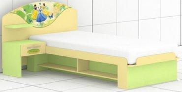 Кровать  L-20/21 Принцесса