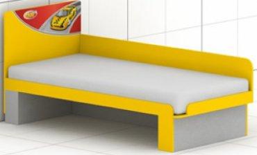 Кровать с быльцем L-30/31 Такси