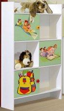 Шкаф книжный Мульти