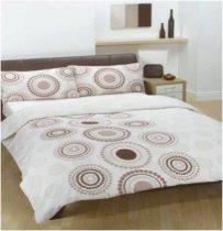 Семейный комплект постельного белья Африкана коричневая -725