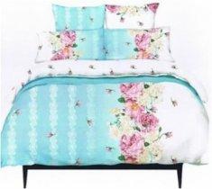 Семейный комплект постельного белья Соцветие -730