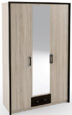 Шкаф 3 двери Скарлет