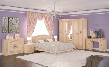 Модульная спальня Флорис