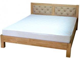 Кровать Диана дуб c механизмом - 140x190-200см