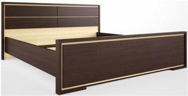 Кровать-180 (каркас) Николь