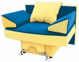 Кресло раскладное Неро-Стиль
