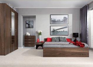 Модульная спальня Либеро