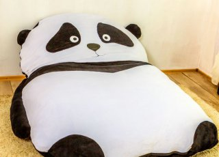 Кровать Панда модель S (спальное место ширина 90 см)