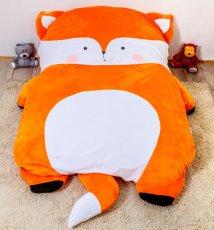 Кровать Лисичка модель M (спальное место ширина 130 см)