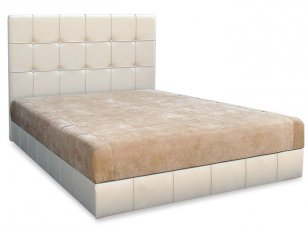 Кровать Вика Магнолия ширина 160 х длина 200 см