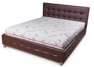 Кровать Мальта спальное место ширина от 140 до 180 см