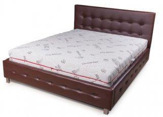 Кровать Мальта спальное место ширина 140 см