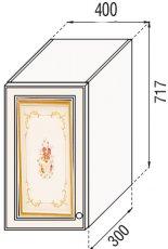 Модуль В 40 верх кухня Парма