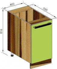 Модуль Н 40 низ кухня Зара