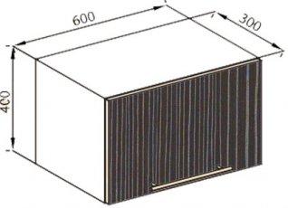 Модуль 60 окап верх кухня Стелла