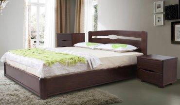 Кровать Каролина Мария (ящики или под.механизм на выбор) - ширина 180 см