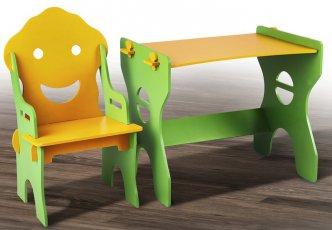 Детский набор стол+стул Маус Мария