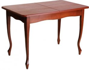 Стол раскладной Кабриоль МДФ 1200(1550)*700