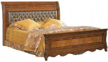 Кровать Елизавета - 200x180см люкс