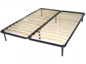 Каркас кровати для матраса 120см