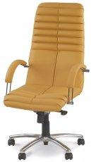 Кресло для руководителя Galaxy steel chrome