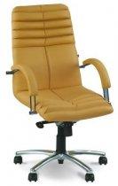 Кресло для руководителя Galaxy steel LB chrome (низкая спинка)
