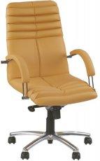 Кресло для руководителя Galaxy steel LB MPD AL68 (низкая спинка)