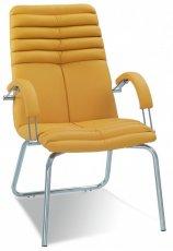 Офисное кресло конференционное Galaxy steel CFA LB chrome
