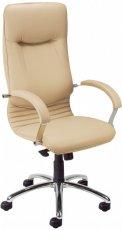 Кресло для руководителя Nova steel chrome