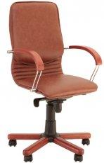 Кресло для руководителя Nova wood LB MPD EX1