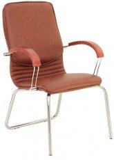 Кресло Nova wood CFA/LB chrome