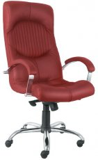 Кресло для руководителя Germes steel chrome