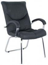 Офисное кресло конференционное Germes steel CFA LB chrome