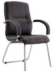 Офисное кресло конференционное Star steel CFA LB chrome