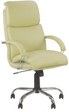 Кресло для руководителя Nadir steel Tilt
