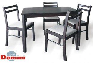 Комплект Ирма (1стол+4 стула/венге)