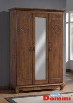 Шкаф 3х дверный Жизель