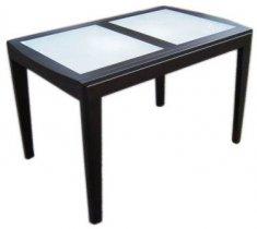Кухонный стол Люкс стекло