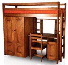 Кровать двухярусная М1 188х78 см