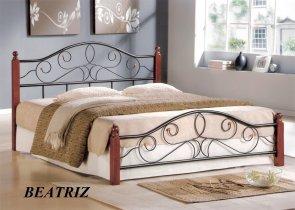 Кровать Onder Metal Metal&Wood BEATRIZ (Беатриз) 200x160см