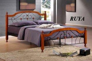 Кровать Onder Metal Metal&Wood Ruya N (Руя Н) 200x180см