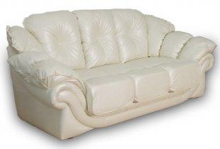 Кожаный диван Богема 3