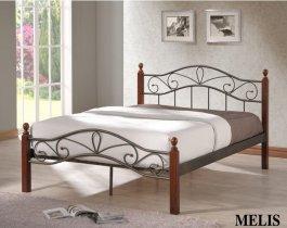 Кровать Onder Metal Metal&Wood Melis (Мелис) 200x120см