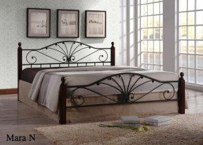 Кровать Onder Metal Metal&Wood Mara N (Мара Н) 200x180см
